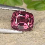 thumb image of 1ct Cushion-Cut Purplish Red Spinel (ID: 484418)