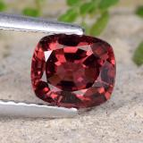 thumb image of 1ct Cushion-Cut Red Spinel (ID: 484563)