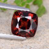 thumb image of 1.4ct Cushion-Cut Red Spinel (ID: 484566)