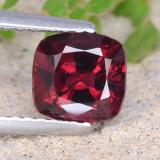 thumb image of 1.2ct Cushion-Cut Red Spinel (ID: 484567)