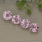 thumb image of 2.5ct Round Facet Pink Spinel (ID: 484983)