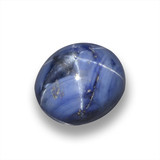 thumb image of 2.2ct Oval Cabochon Blue Star Sapphire (ID: 462587)