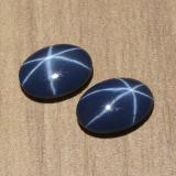 thumb image of 1.7ct Oval Cabochon Blue Star Sapphire (ID: 469297)