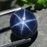 thumb image of 3.6ct Oval Cabochon Blue Star Sapphire (ID: 478874)