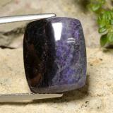 thumb image of 8.6ct Cushion Cabochon Violet Sugilite (ID: 474982)
