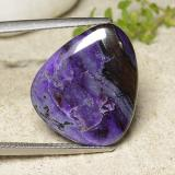 thumb image of 10.7ct Fancy Cabochon Multicolor Sugilite (ID: 482409)
