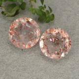 thumb image of 4.8ct Round Facet Orange Sunstone (ID: 480761)