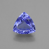 thumb image of 1.2ct Trillion Facet Violet Blue Tanzanite (ID: 280431)