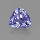 thumb image of 1.8ct Trillion Facet Violet Blue Tanzanite (ID: 422608)