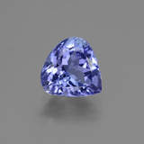 thumb image of 1.7ct Pear Facet Violet Blue Tanzanite (ID: 424092)