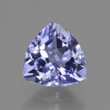 thumb image of 1.8ct Trillion Facet Violet Blue Tanzanite (ID: 424097)