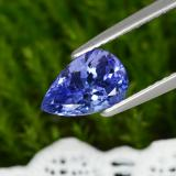 thumb image of 1.6ct Pear Facet Violet Blue Tanzanite (ID: 424709)