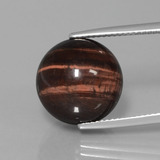 thumb image of 18.9ct Drilled Sphere Multicolor Tiger's Eye Matrix (ID: 422968)