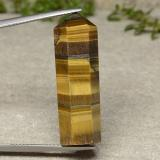 thumb image of 25.7ct Pencil Yellowish Brown Tiger's Eye (ID: 486566)