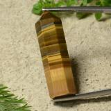 thumb image of 17.5ct Pencil Gold Brown Tiger's Eye (ID: 486598)