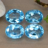 thumb image of 8.9ct Oval Facet Swiss Blue Topaz (ID: 293106)