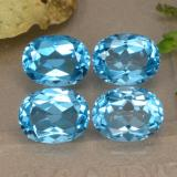 thumb image of 10.4ct Oval Facet Swiss Blue Topaz (ID: 293139)