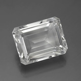 thumb image of 16.7ct Octagon Facet White Topaz (ID: 384054)