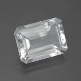thumb image of 15.4ct Octagon Facet White Topaz (ID: 384055)