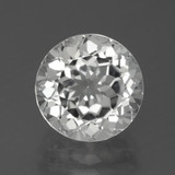 thumb image of 5ct Round Facet White Topaz (ID: 384731)
