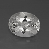 thumb image of 4.1ct Oval Facet White Topaz (ID: 384890)
