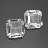 thumb image of 5.6ct Octagon Facet White Topaz (ID: 385815)