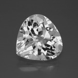 thumb image of 9.2ct Pear Facet White Topaz (ID: 386931)