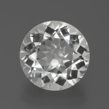 thumb image of 5.8ct Round Facet White Topaz (ID: 387612)