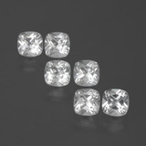 thumb image of 0.5ct Cushion-Cut White Topaz (ID: 387988)