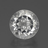 thumb image of 4ct Round Facet White Topaz (ID: 389290)