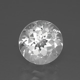 thumb image of 4.1ct Round Facet White Topaz (ID: 389549)