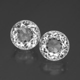 thumb image of 4.7ct Round Facet White Topaz (ID: 390865)