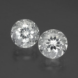 thumb image of 8.2ct Round Facet White Topaz (ID: 396462)