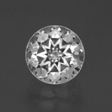 thumb image of 4.8ct Round Facet White Topaz (ID: 396638)