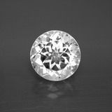 thumb image of 4.7ct Round Facet White Topaz (ID: 396724)
