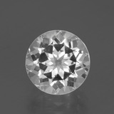 thumb image of 4.5ct Round Facet White Topaz (ID: 396806)