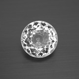 thumb image of 4.1ct Round Facet White Topaz (ID: 396932)