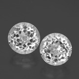 thumb image of 5.6ct Round Facet White Topaz (ID: 397031)