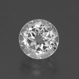 thumb image of 5.3ct Round Facet White Topaz (ID: 397098)