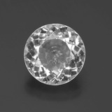 thumb image of 5ct Round Facet White Topaz (ID: 397176)
