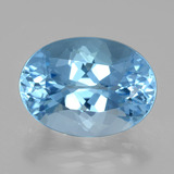 thumb image of 15.8ct Oval Facet Swiss Blue Topaz (ID: 399322)