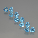 thumb image of 2.6ct Heart Facet Swiss Blue Topaz (ID: 399415)