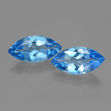 thumb image of 8.6ct Marquise Facet Swiss Blue Topaz (ID: 399745)