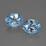 thumb image of 6.3ct Oval Facet Swiss Blue Topaz (ID: 401732)