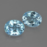 thumb image of 6ct Oval Facet Swiss Blue Topaz (ID: 401835)