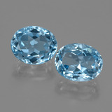 thumb image of 3.5ct Oval Facet Swiss Blue Topaz (ID: 402433)