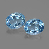 thumb image of 5.8ct Oval Facet Swiss Blue Topaz (ID: 402435)