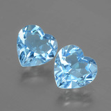 thumb image of 5.8ct Heart Facet Swiss Blue Topaz (ID: 404472)