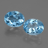 thumb image of 3.4ct Oval Facet Light Blue Topaz (ID: 404679)