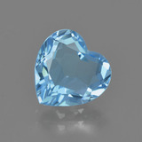 thumb image of 2.9ct Heart Facet Swiss Blue Topaz (ID: 404940)